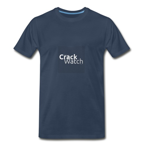 CrackWatch Discord Logo - Men's Premium T-Shirt