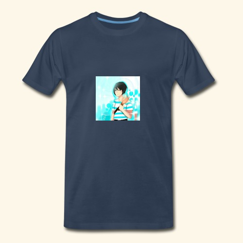IDannyPlays Icon #1 - Men's Premium T-Shirt