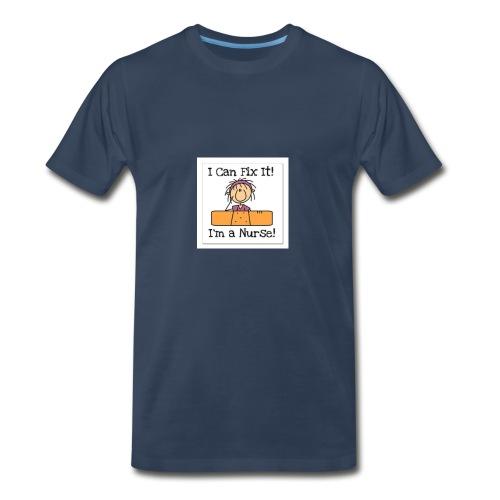 I can fix it nurse tee - Men's Premium T-Shirt