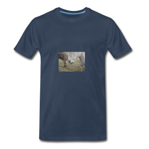 Donkey Face - Men's Premium T-Shirt