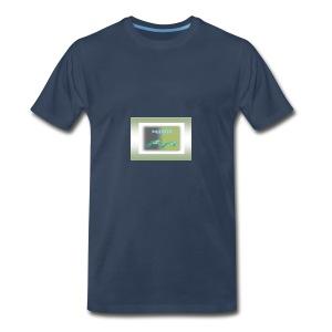 Publicac a o2verde - Men's Premium T-Shirt