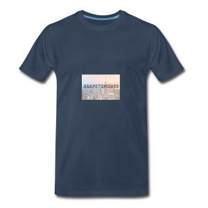 ASAPSTUPIDNES - Men's Premium T-Shirt