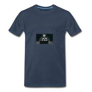 The Official Anonymus Logo - Men's Premium T-Shirt