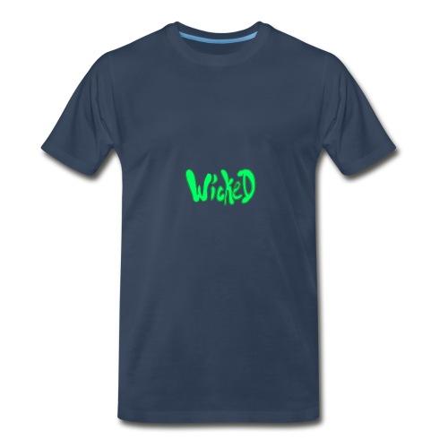 Wicked Gothic Style - Men's Premium T-Shirt