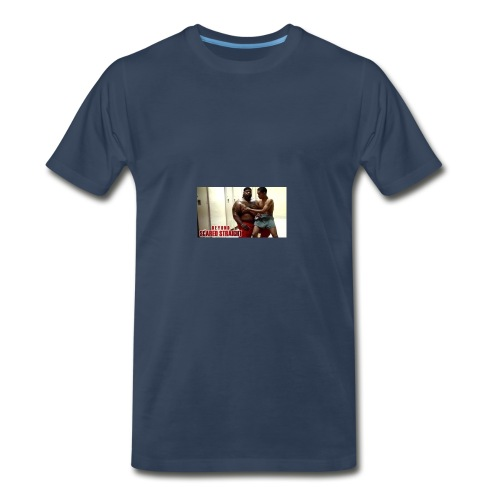 scared Straight - Men's Premium T-Shirt
