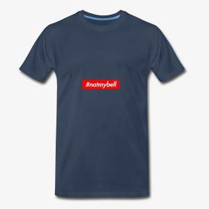 Not My Bell inspiration box logog - Men's Premium T-Shirt