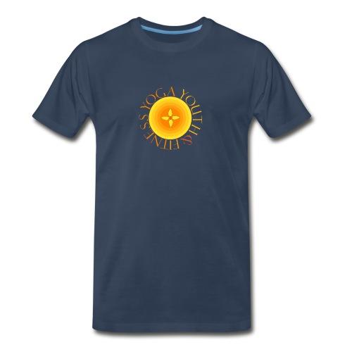 YogaYouthFitness - Men's Premium T-Shirt