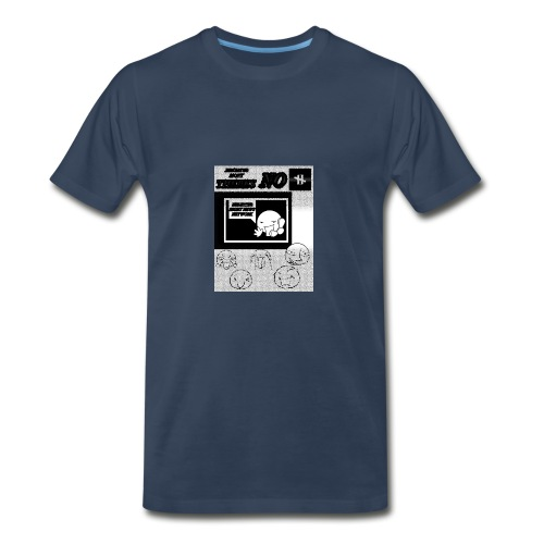 BRIGHTER SIGHT NEWS NETWORK - Men's Premium T-Shirt