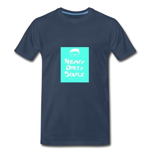 HeavyDirtySoulz Logo - Men's Premium T-Shirt