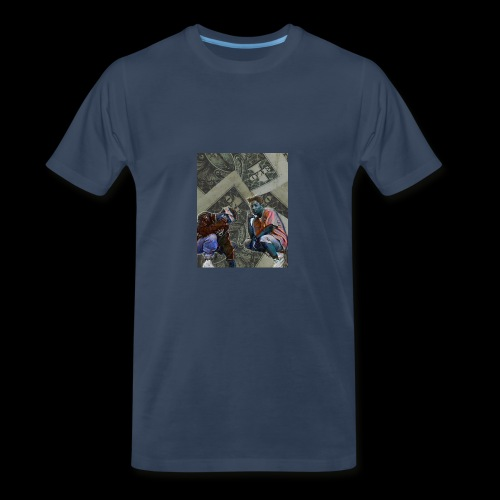 Kill$x,T3 - Men's Premium T-Shirt