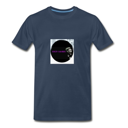 Joker Gaming (YouTube profile) - Men's Premium T-Shirt