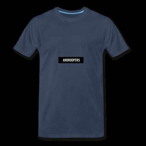 ANDROOPERS Logo - Men's Premium T-Shirt