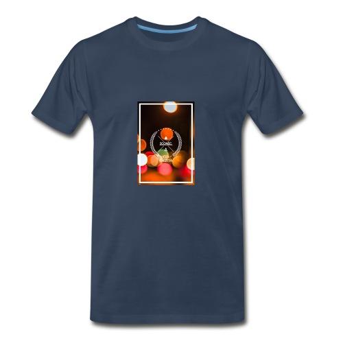 Iconic Logo V6 - Men's Premium T-Shirt