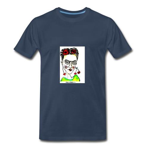 Frida Handmade Design - Men's Premium T-Shirt