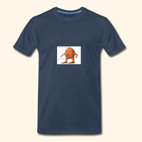mr orange - Men's Premium T-Shirt