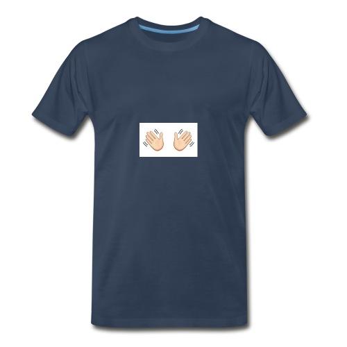 jazz hands - Men's Premium T-Shirt
