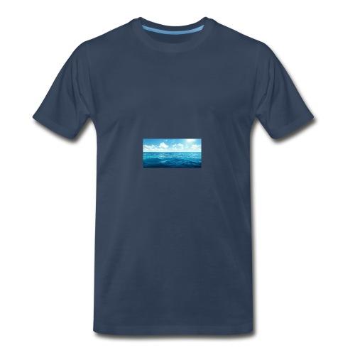 OCEANS - Men's Premium T-Shirt