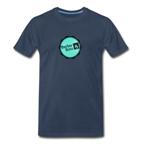 Barber & Sons - Men's Premium T-Shirt