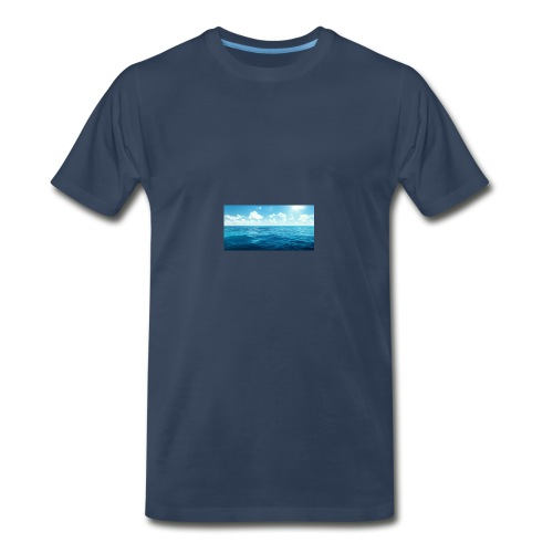 OCEANS - Men's Premium T-Shirt