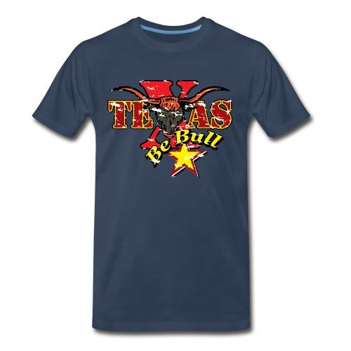 Texas 01 - Men's Premium T-Shirt