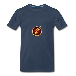 Flash Logo - Main Channel - Men's Premium T-Shirt