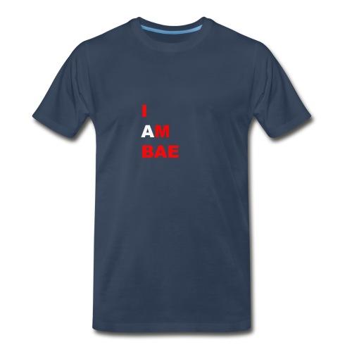 I am BAE - Men's Premium T-Shirt