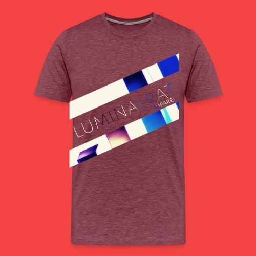 Bar Graph - Men's Premium T-Shirt
