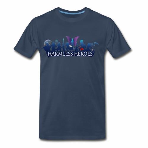 Just the logo - Men's Premium T-Shirt