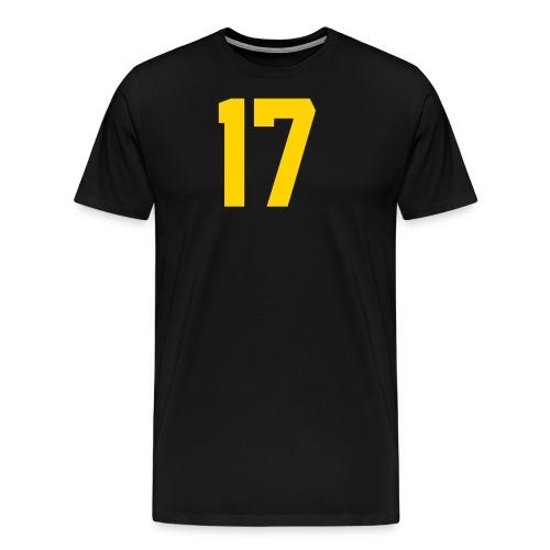 17 - Men's Premium T-Shirt