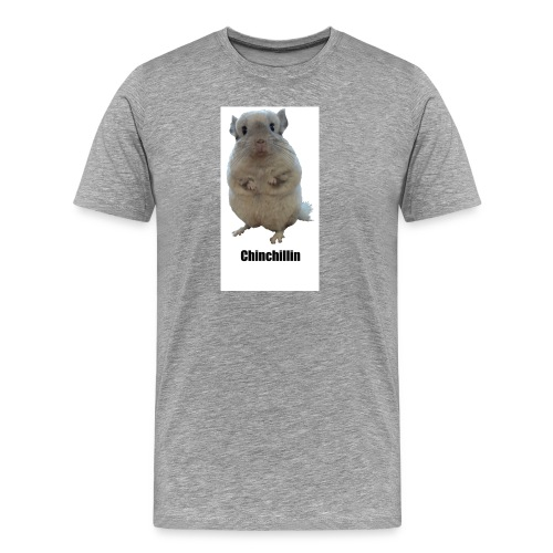 Chinchillin 1 png - Men's Premium T-Shirt