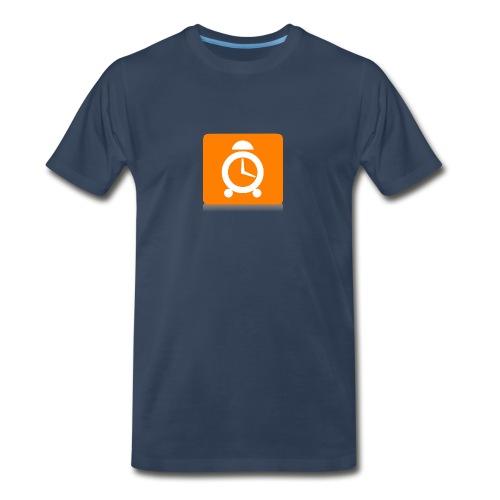 time for life love fun - Men's Premium T-Shirt
