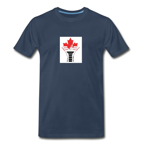 Yemeni Canadian Club - Men's Premium T-Shirt