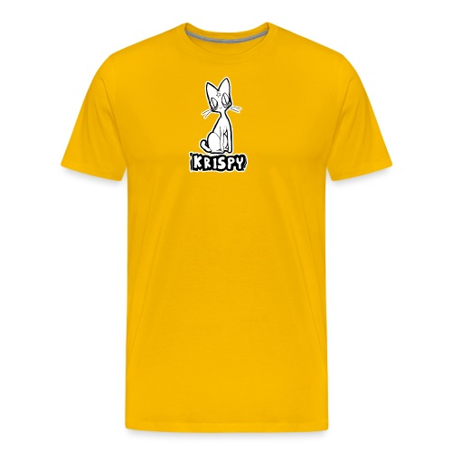 KRISPY - Men's Premium T-Shirt