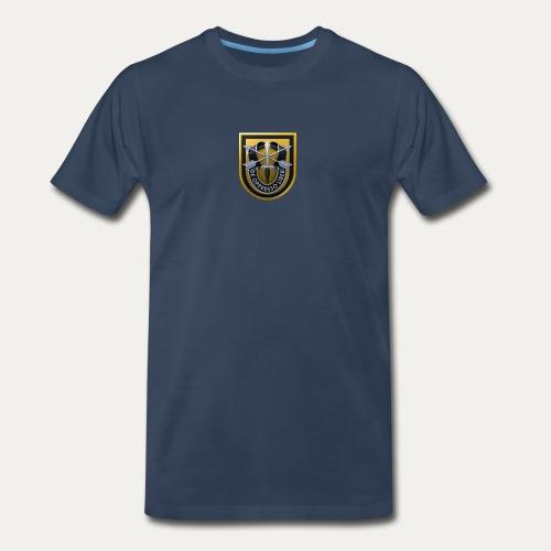 1st Special Forces MilSim Logo - Men's Premium T-Shirt