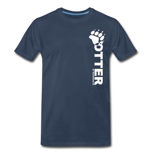 otter by bearwear - Men's Premium T-Shirt