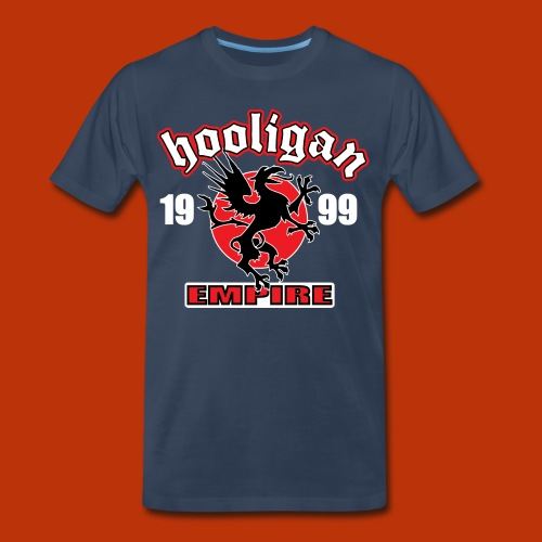 United Hooligan - Men's Premium T-Shirt