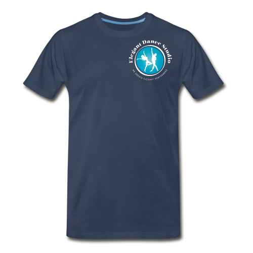 EDS Logo 2 - Men's Premium T-Shirt