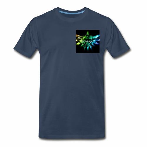 Teme logo - Men's Premium T-Shirt