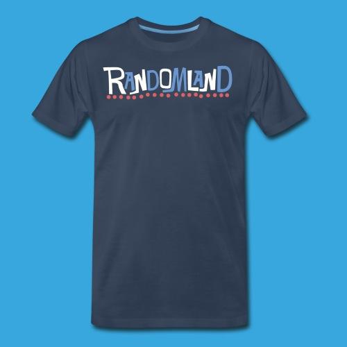 Randomland Groovy - Men's Premium T-Shirt
