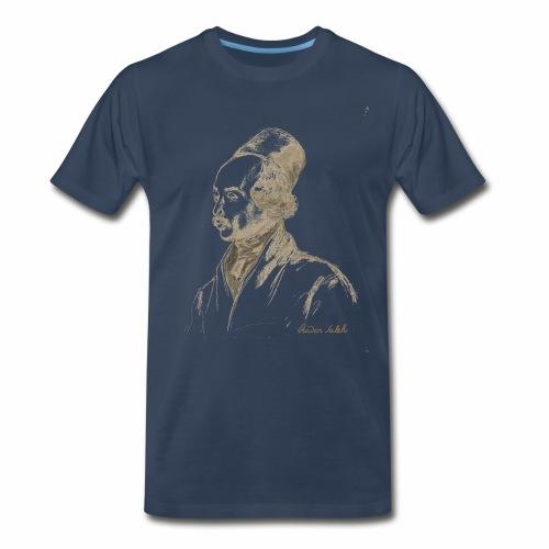 rs portrait transp 01 - Men's Premium T-Shirt