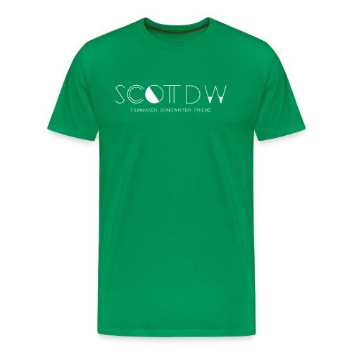 T Shirt-1 - Men's Premium T-Shirt