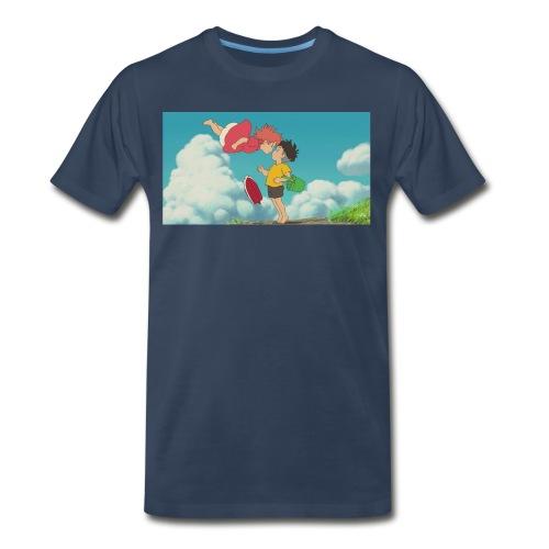 td2y5xn png - Men's Premium T-Shirt