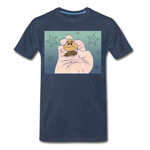 noones gonna hurt you tshirt 01 png - Men's Premium T-Shirt