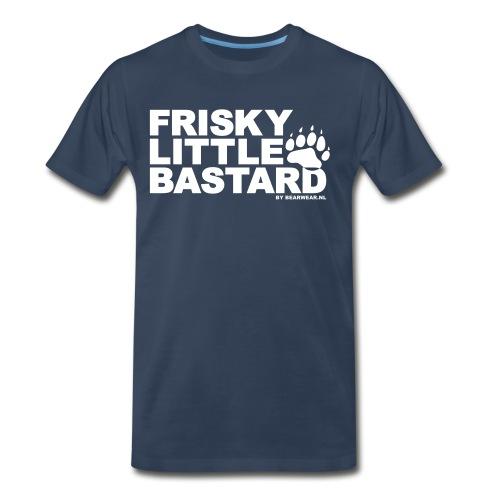 frisky little bastard new - Men's Premium T-Shirt