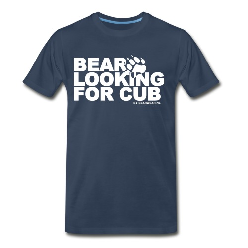 bear4cub - Men's Premium T-Shirt
