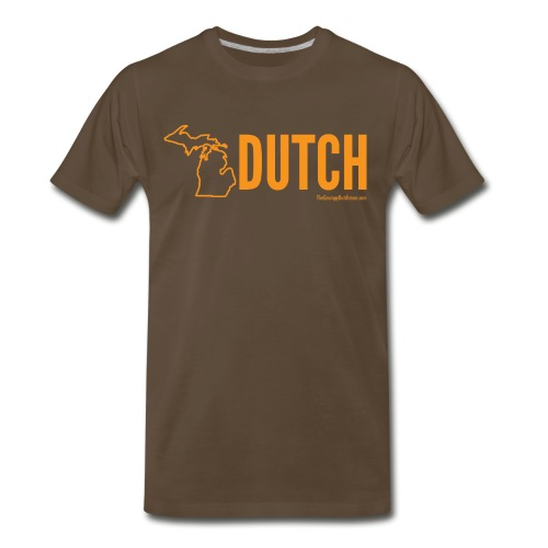 Michigan Dutch (orange) - Men's Premium T-Shirt