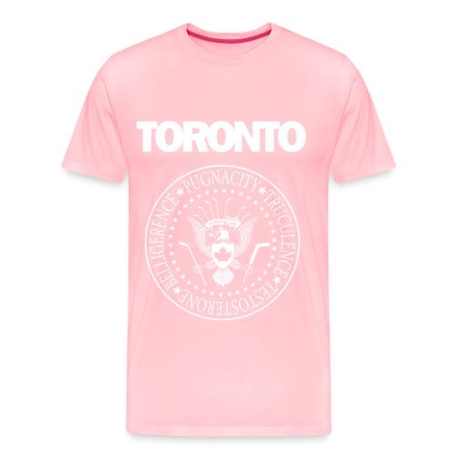 Grabbo Grabbo Hey - Men's Premium T-Shirt