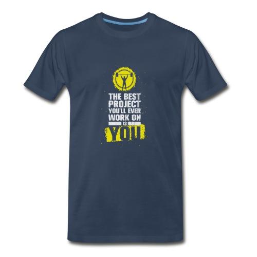 Gymfit - Men's Premium T-Shirt