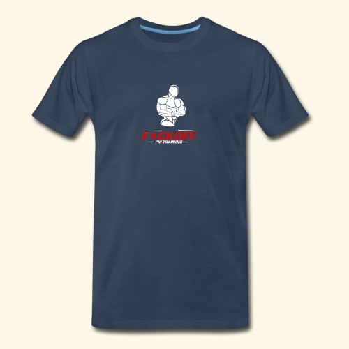 gymjunckie2 - Men's Premium T-Shirt