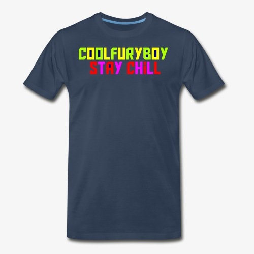 CoolFuryBoy - Men's Premium T-Shirt